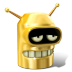72x72px size png icon of Calculon