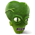72x72px size png icon of Morbo