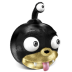 72x72px size png icon of Nibbler