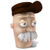 72x72px size png icon of Scruffy