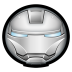 72x72px size png icon of Iron Man Mark II 01