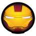 72x72px size png icon of Iron Man Mark IV 01