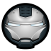 72x72px size png icon of Iron Man War Machine 01