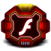 72x72px size png icon of File Adobe Flash