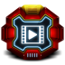 72x72px size png icon of Folder Video