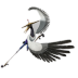 72x72px size png icon of Crane