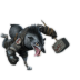 72x72px size png icon of Wolf Boss