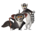72x72px size png icon of King Julian