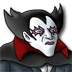 72x72px size png icon of Villain