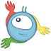 72x72px size png icon of monster chrome