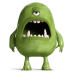 72x72px size png icon of Monsters 4