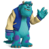 72x72px size png icon of Monsters James P Sullivan