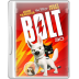 72x72px size png icon of bolt walt disney