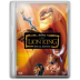 72x72px size png icon of Lion King