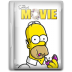 72x72px size png icon of Simpsons Movie