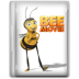 72x72px size png icon of Bee Movie