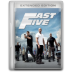 72x72px size png icon of Fast Five