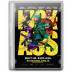72x72px size png icon of Kick Ass