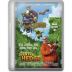 72x72px size png icon of Over the Hedge