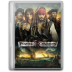 72x72px size png icon of Pirates of the Caribbean On Strangers Tide
