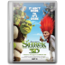 72x72px size png icon of Shrek Forever After