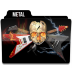 72x72px size png icon of Metal 1