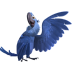 72x72px size png icon of Rio2 Blu 3
