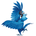 72x72px size png icon of Rio2 Blu 4