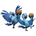 72x72px size png icon of Rio2 Kids