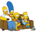 72x72px size png icon of The Simpsons 01