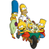 72x72px size png icon of The Simpsons 03
