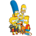 72x72px size png icon of The Simpsons 04