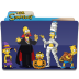 72x72px size png icon of Simpsons Folder 02