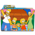 72x72px size png icon of Simpsons Folder 07