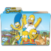 72x72px size png icon of Simpsons Folder 08