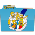 72x72px size png icon of Simpsons Folder 12