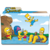 72x72px size png icon of Simpsons Folder 15