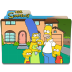 72x72px size png icon of Simpsons Folder 19