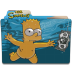 72x72px size png icon of Simpsons Folder 23