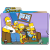 72x72px size png icon of Simpsons Folder 24