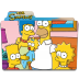 72x72px size png icon of Simpsons Folder 26