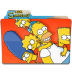72x72px size png icon of Simpsons Folder 27