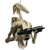 72x72px size png icon of Battle Droid 01