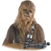 72x72px size png icon of Chewbacca