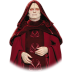 72x72px size png icon of Darth Sidious 01