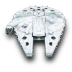 72x72px size png icon of MilleniumFalcon