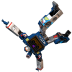 72x72px size png icon of Transformers Soundwave