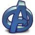 72x72px size png icon of Comics Avengers