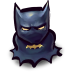72x72px size png icon of Comics Batman
