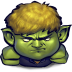 72x72px size png icon of Comics Hulkling